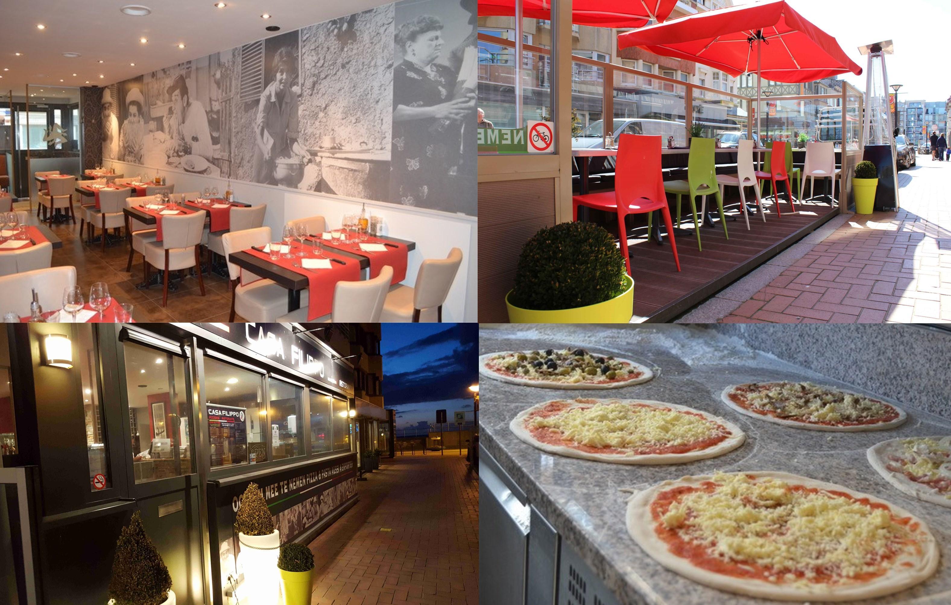 Casa Filippo Ristorante Pizzeria Westende - Middelkerke